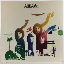 ABBA - The Album (Швеция)