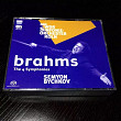 BRAHMS. The 4 Symphonies 3 SACD box set