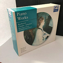 Piano Works / Beethoven - Chopin - Schubert 4CD Boxset