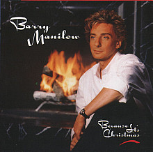 Barry Manilow - Because It's Christmas (1990) CD
