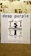 Deep Purple ‎– Rapture Of The Deep