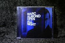 CD Аудио компакт диск: Marc Almond - Open All Night (Synth-pop)