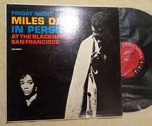Miles Davis - In Person at The Blackhawk / CL 1669 , 6 eye, mono , m-//m-/vg++