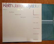 KEITH JARRET - Byablue , 1977 / Impulse AS-9331, usa , m-/m надріз , Charlie Haden Paul Moutian