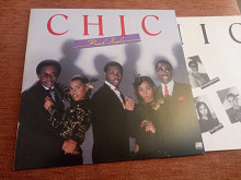 CHIC - REAL PEOPLE / ATLANTIC P-10837A , Japan , m/m