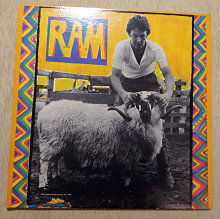 PAUL MCCARTNEY - RAM 1971 / Capitol SMAS-3375, usa , m//m/m- , re-76