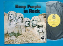 Deep Purple - In Rock / Sounds Superb – 4M 036-91442 , BELGIUM PRESS! m- / m , re-1982