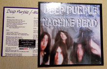 Deep Purple ‎– Machine Head 180g , 2006 / Warner Bros. Records ‎– R1 75622 , usa , m/m