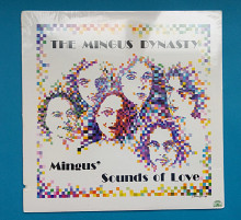THE MINGUS DYNASTY - MINGUS SOUNDS OF LOVE 1988 / SOUL NOTE , ITALY , SEALED