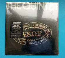V.S.O.P.(HERBIE HANCOCK) – The Quintet (2xLP, Album, Gat) / Columbia C2 34976 US 1977 , SEALED