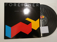 FOREIGNER - AGENT PROVOCATEUR / ATLANTIC P-13060 , Japan