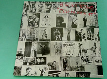 Rolling Stones - Exile on Main St 2lp / Rolling Stones Records CG 40489 . re-80x , m/m