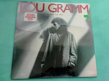 LOU GRAMM (Foreigner) - Ready Or Not / SEALED , ATLANTIC , Hype Sticker , usa