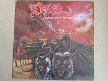 Dio ‎– Lock Up The Wolves (Vertigo ‎– 846 033-1, South Korea) insert NM-/NM-
