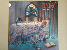 Dio ‎– Dream Evil (Warner Bros. Records ‎– 1-25612, US) insert NM-/NM-