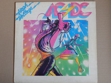 AC/DC ‎– High Voltage (Atlantic ‎– W 50257, Italy) EX+/NM-