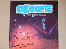 Rockets ‎– On The Road Again (Derby ‎– DBR 20014, Italy) poster NM-/NM-