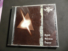Ignis Uranium - Azimuth Nuctemeron Frequency CD black metal limited to 999 copies