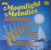 Пластинка Orchester Billy Vaughn* ‎–Moonlight Melodies.