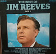 Пластинка Jim Reeves the Best.