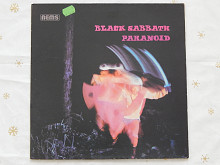 Black Sabbath-Paranoid (NEMS ‎– NEL 6003, Holland) EX+/EX+