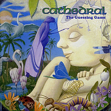 Cathedral - The Guessing Game (2 CD's) ( Irond Records, Made In Russia)