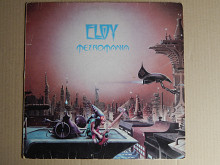 Eloy ‎– Metromania (Harvest ‎– 1C 066 14 6945 1, Germany) EX/EX