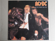 AC/DC ‎– If You Want Blood You've Got It (Atlantic ‎– ATL 50 532, Germany) EX+/EX+