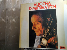 Aliocha DIMITRIEVITCH- ТАБАК винил