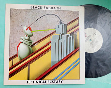 BLACK SABBATH - TECHNICAL ECSTASY / BS 2969 , usa , m/m-