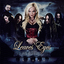 Leaves' Eyes - Njord (Irond Records, Made In Russia)