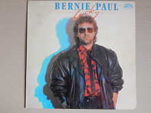 Bernie Paul ‎– Lucky (Supraphon ‎– 10 4437-1 311) NM-/NM-