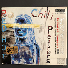 Redhot chili peppers HDCD 24bit/96KHz