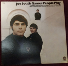 Joe South-Games People Play 1969 (US) [NM]