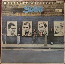 Whatever Happened To Slade 1977 (India) [VG++]