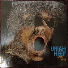 Uriah Heep - ...Very 'eavy Very 'umble... 1970 (Germany Swirl 1st Press) [VG+/VG]