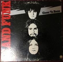 Grand Funk Railroad-Closer To Home 1970 (US) [VG/VG-]