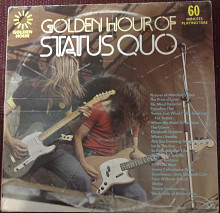 Status Quo-Golden Hour Of Status Quo 1968-1969 (UK 1973) [VG]