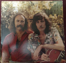 David Crosby/Graham Nash-Wild On The Water 1975 (US) [M-/EX+]