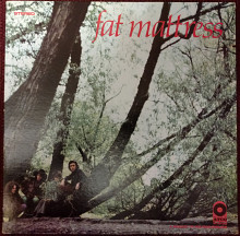 Fat Mattress 1969 (US Gatefold) (Feat. Noel Redding, Bassist The Jimi Hendrix Experience) [M/M-]