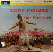 Cliff Richard And The Shadows-Summer Holiday 1963 (UK 1st Press) [Side 1: EX Side 2: VG]