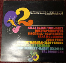 Various Artists - Stars Sing A Rainbow (1963-1970) (UK Gatefold 1st Press 1970) [VG]