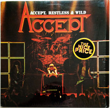 "Accept -""Restless And Wild"""