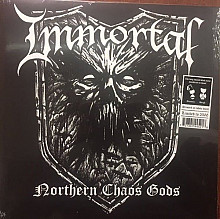 Immortal - Northern Chaos Gods (Colour vinyl)
