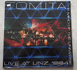 TOMITA THE MIND OF THE UNIVERSE LIVE AT LINZ , 1984