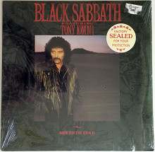 "Black Sabbath ""Seventh Star"""