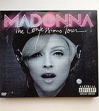 Madonna The Confessions Tour CD+DVD Коллекционный сет