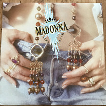 Madonna Like A Prayer. Лицензия, Польша