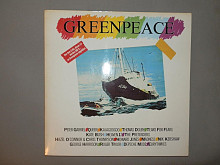 Greenpeace - Peter Gabriel, Queen, Depeche Mode, George Harrison, Kate Bush, Madness, Euritmics ...
