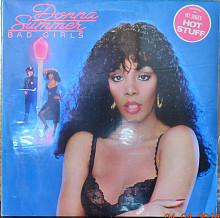 Donna Summer - Bad Girls 2Lps NM